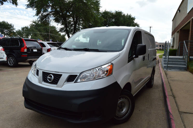 2015 Nissan NV200 for sale at E-Auto Groups in Dallas TX