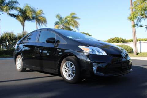 2014 Toyota Prius for sale at Newport Motor Cars llc in Costa Mesa CA