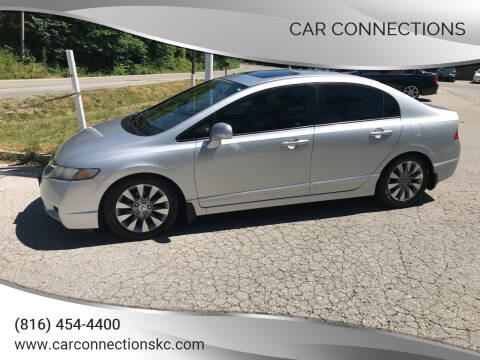 2011 Honda Civic for sale at Car Connections in Kansas City MO