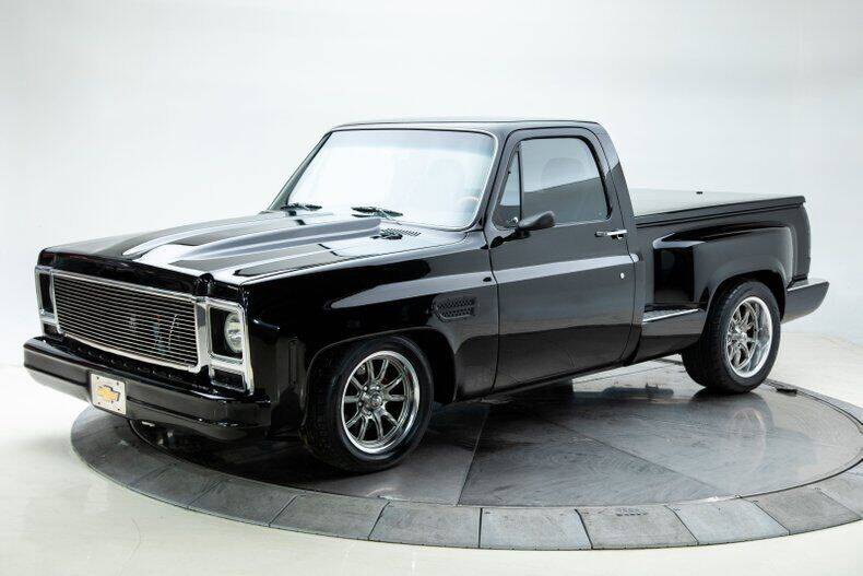 1979 Chevrolet C/K 10 Series for sale at Duffy's Classic Cars in Cedar Rapids IA