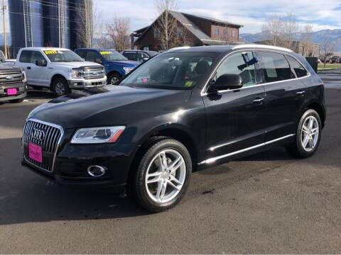2017 Audi Q5 for sale at Snyder Motors Inc in Bozeman MT