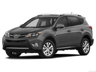 2013 Toyota RAV4 for sale at Bald Hill Kia in Warwick RI