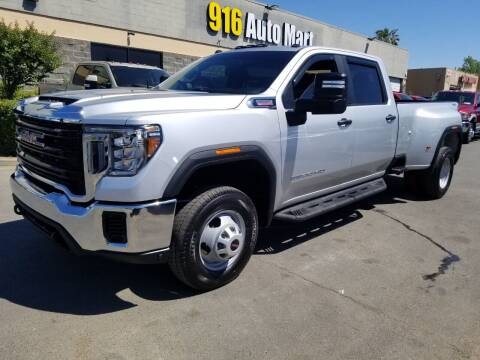 2020 GMC Sierra 3500HD for sale at 916 Auto Mart ONLY $399 DOWN!!!* in Sacramento CA