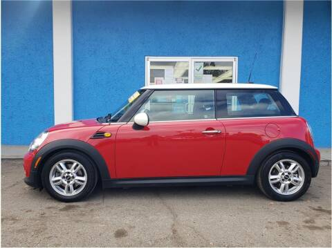 2013 MINI Hardtop for sale at Khodas Cars in Gilroy CA
