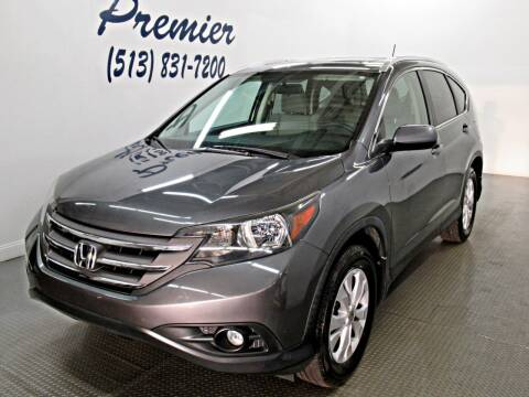 2013 Honda CR-V for sale at Premier Automotive Group in Milford OH