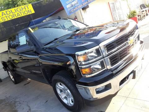 2015 Chevrolet Silverado 1500 for sale at Auto Emporium in Wilmington CA