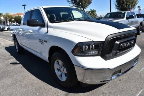 2019 RAM Ram Pickup 1500 Classic for sale at DIAMOND VALLEY HONDA in Hemet CA