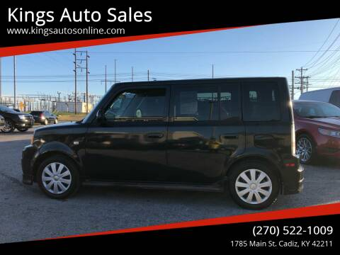 2005 Scion xB for sale at Kings Auto Sales in Cadiz KY