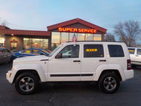 2008 Jeep Liberty for sale at Super Service Used Cars in Milwaukee WI
