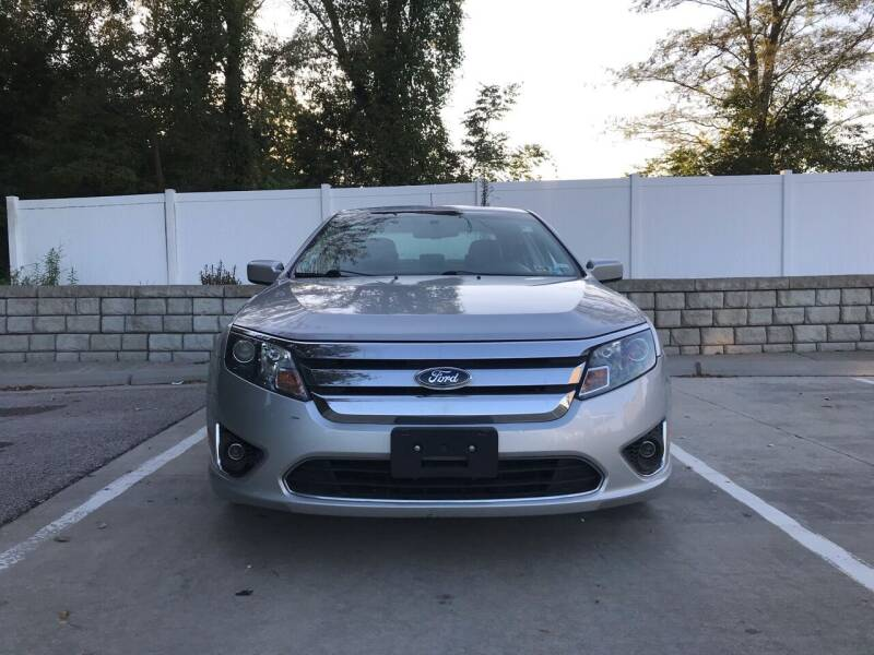 2010 Ford Fusion for sale at Speedway Auto Sales in O'Fallon MO