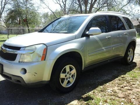 2008 Chevrolet Equinox for sale at John 3:16 Motors in San Antonio TX