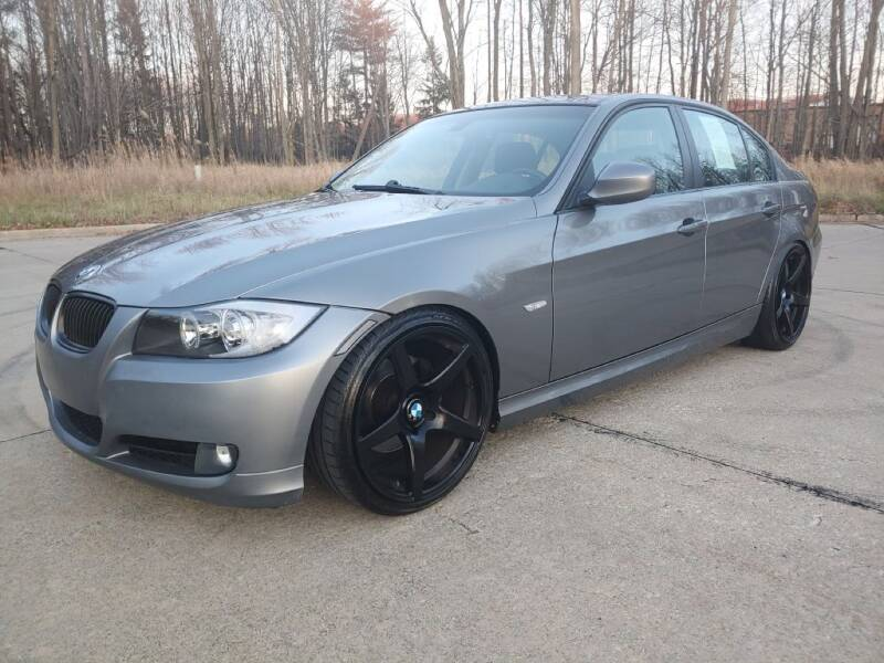 2009 BMW 3 Series for sale at Autolika Cars LLC in North Royalton OH