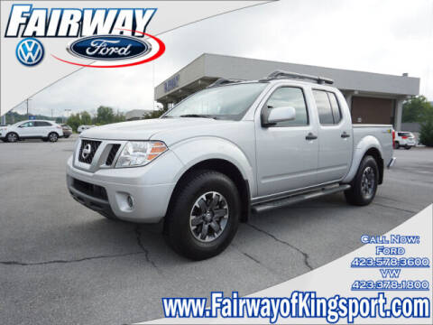 2020 Nissan Frontier for sale at Fairway Ford in Kingsport TN