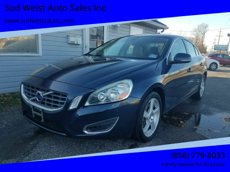 2013 Volvo S60 for sale at Sud Weist Auto Sales Inc in Maple Shade NJ