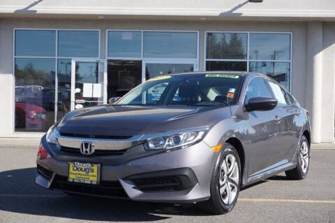 2017 Honda Civic for sale at Jeremy Sells Hyundai in Edmunds WA