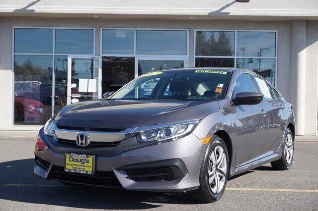 2017 Honda Civic for sale at Jeremy Sells Hyundai in Edmunds WA