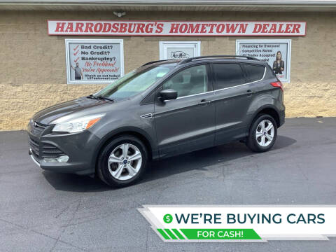 2015 Ford Escape for sale at Auto Martt, LLC in Harrodsburg KY