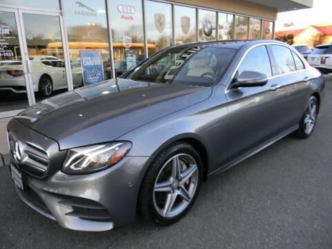 2017 Mercedes-Benz E-Class for sale at Platinum Motorcars in Warrenton VA