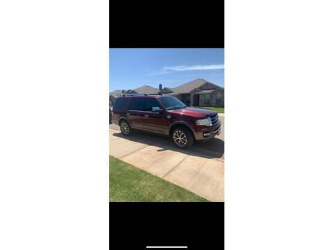 2017 Ford Expedition for sale at STANLEY FORD ANDREWS in Andrews TX