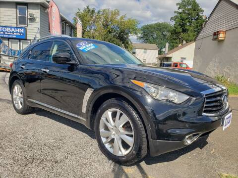 2012 Infiniti FX35 for sale at Autobahn Motor Group in Willow Grove PA