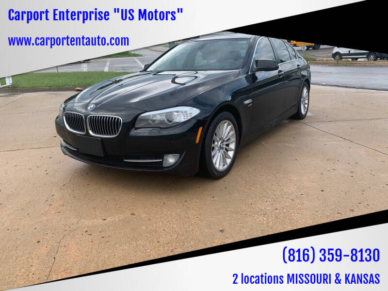 2012 BMW 5 Series for sale in Kansas City, MO
