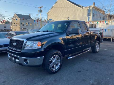 2007 Ford F-150 for sale at 21st Ave Auto Sale in Paterson NJ