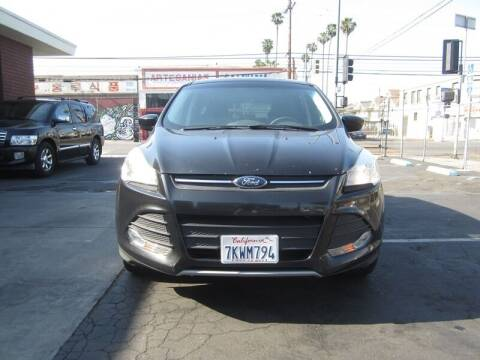 2014 Ford Escape for sale at Win Motors Inc. in Los Angeles CA
