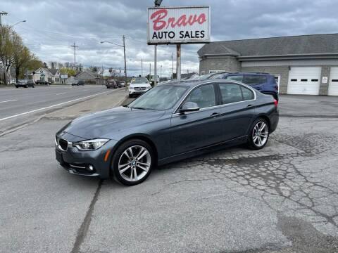 2018 BMW 3 Series for sale at Bravo Auto Sales in Whitesboro NY