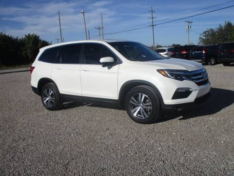 2017 Honda Pilot for sale at LK Auto Remarketing in Moore OK