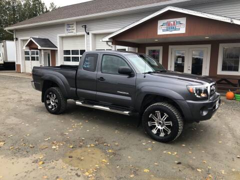 2007 Toyota Tundra for sale at M&A Auto in Newport VT