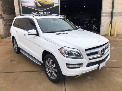 2014 Mercedes-Benz GL-Class for sale at KAYALAR MOTORS in Houston TX