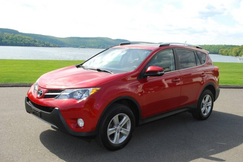 2013 Toyota RAV4 for sale at New Milford Motors in New Milford CT