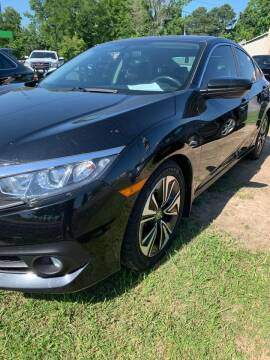 2018 Honda Civic for sale at BRYANT AUTO SALES in Bryant AR