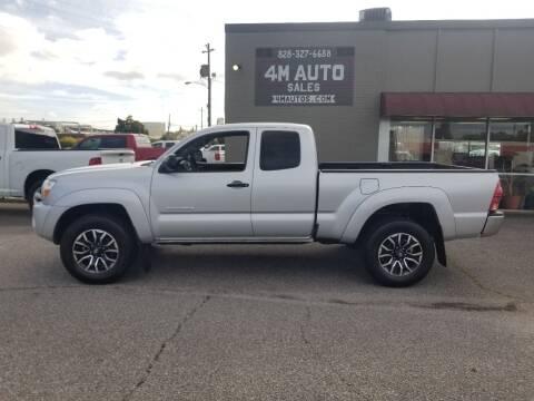 2008 Toyota Tacoma for sale at 4M Auto Sales | 828-327-6688 | 4Mautos.com in Hickory NC
