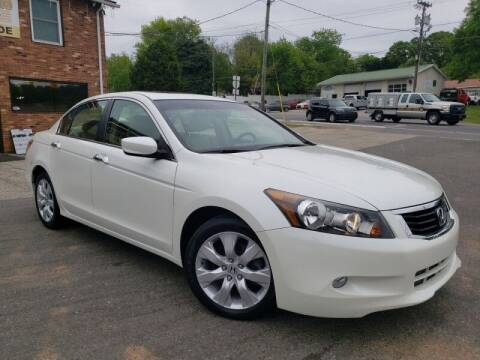 2009 Honda Accord for sale at McAdenville Motors in Gastonia NC