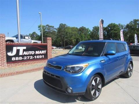 2016 Kia Soul for sale at J T Auto Group in Sanford NC