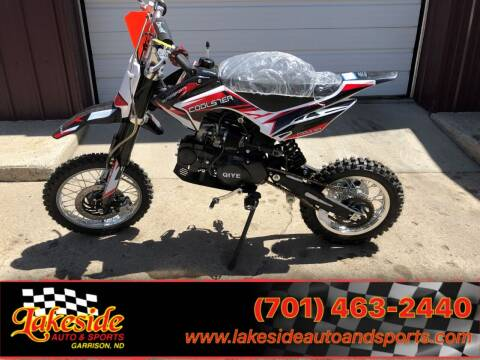 2020 Coolster Dirt bike for sale at Lakeside Auto & Sports in Garrison ND