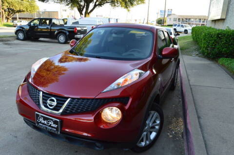 2011 Nissan JUKE for sale at E-Auto Groups in Dallas TX