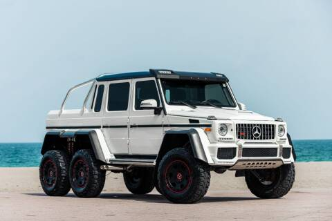 2018 Mercedes-Benz G-Class for sale at South Florida Jeeps in Fort Lauderdale FL