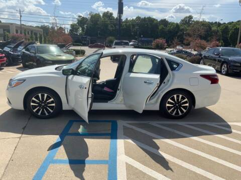 2018 Nissan Altima for sale at A & K Auto Sales in Mauldin SC