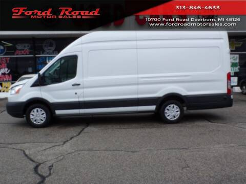 2018 Ford Transit Cargo for sale at Ford Road Motor Sales in Dearborn MI