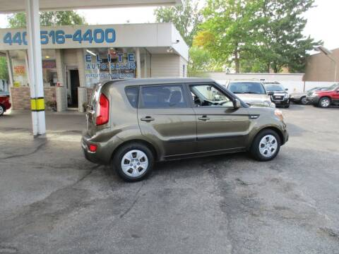 2013 Kia Soul for sale at Elite Auto Sales in Willowick OH