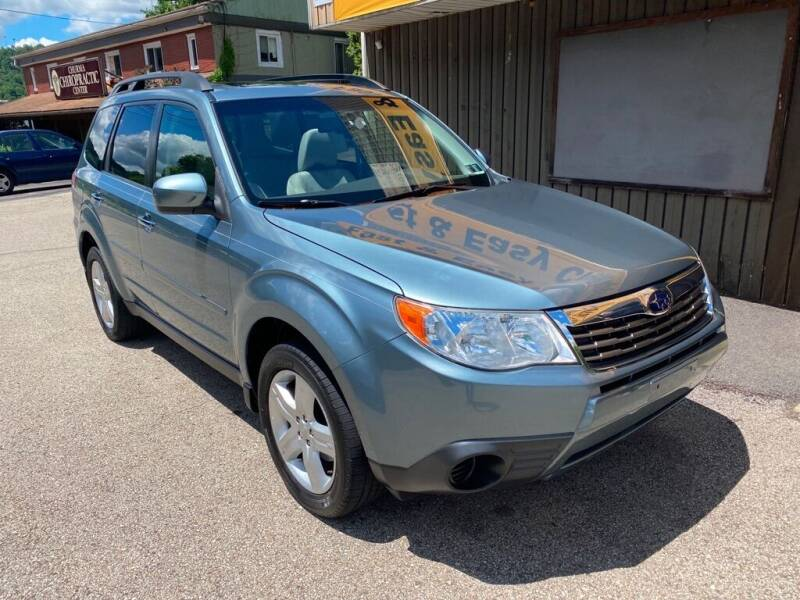 2010 Subaru Forester for sale at Worldwide Auto Group LLC in Monroeville PA