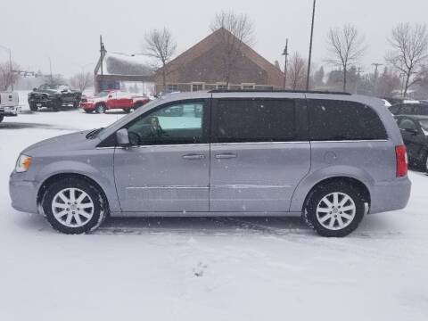 2016 Chrysler Town and Country for sale at ROSSTEN AUTO SALES in Grand Forks ND