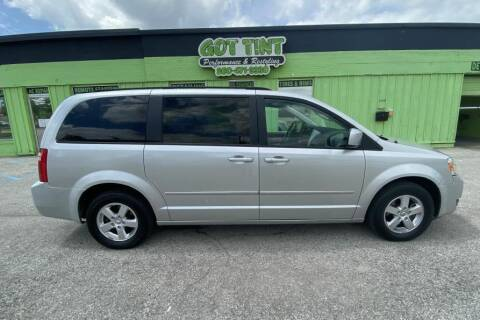 2010 Dodge Grand Caravan for sale at GOT TINT AUTOMOTIVE SUPERSTORE in Fort Wayne IN
