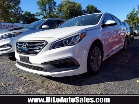 2017 Hyundai Sonata for sale at Hi-Lo Auto Sales in Frederick MD