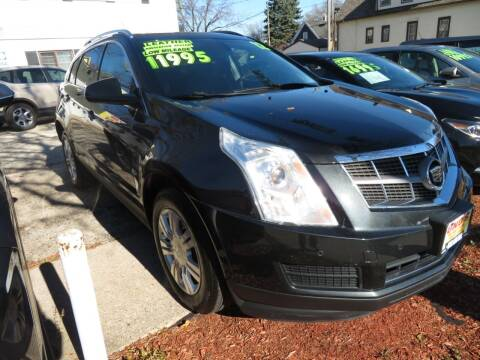 2012 Cadillac SRX for sale at Uno's Auto Sales in Milwaukee WI