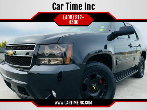 2011 Chevrolet Tahoe for sale at Car Time Inc in San Jose CA