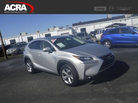 2017 Lexus NX 200t for sale at BuyRight Auto in Greensburg IN