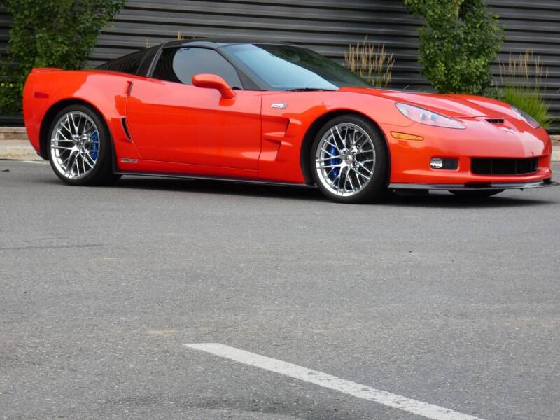 2011 Chevrolet Corvette for sale at Sun Valley Auto Sales in Hailey ID